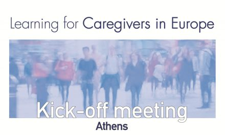Learn4Carers – Athens Kick-off Meeting