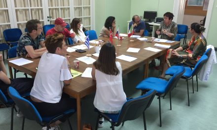 Linking Partners Erasmus+ project