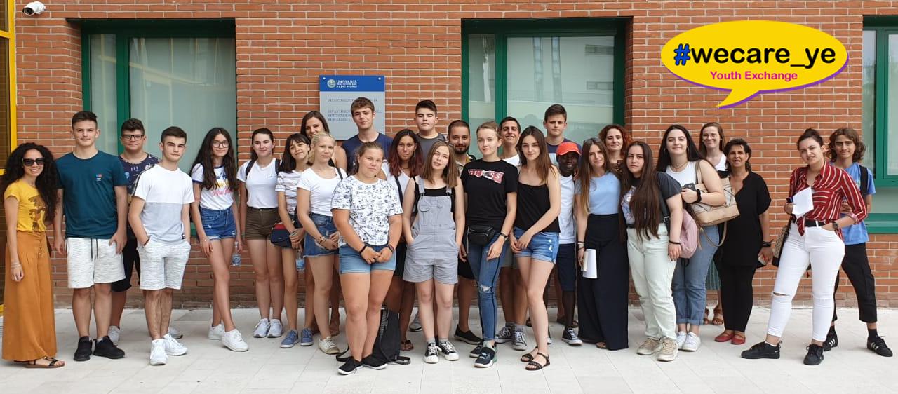 Κινητικότητα νέων στο Μπάρι της Ιταλίας