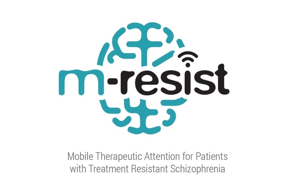 m-Resist research project aims to empower patients with treatment-resistant schizophrenia