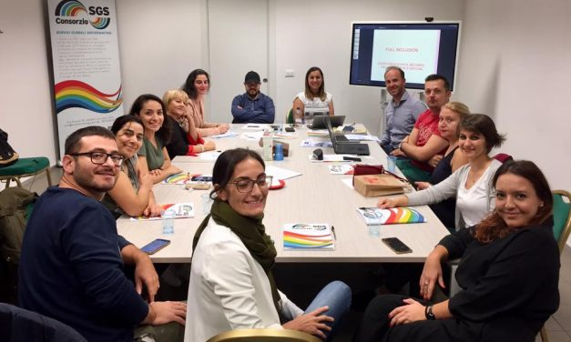 Linking Partners to Share Good Practices for the Social Inclusion of people with Mental Health problems project update