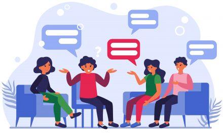Ομάδα υποστήριξης φροντιστών μέσω διαδικτύου