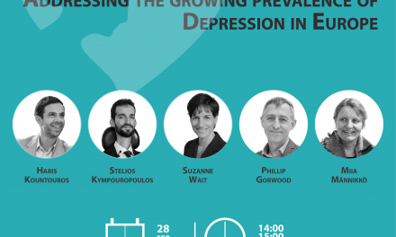 Webinars on Depression, 28 – 29.9.2020