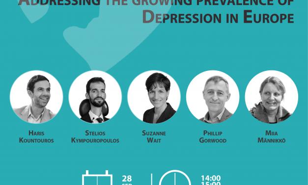 Webinars on Depression, 28 – 29.9.2020