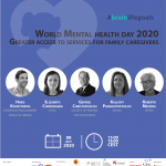 Webinar on the occasion of World Mental Health Day 2020