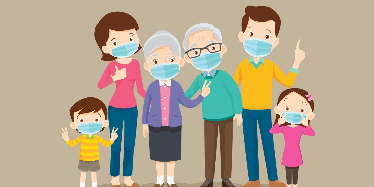 Κοινές αντιδράσεις ατόμων που επηρεάζονται από μία πανδημία
