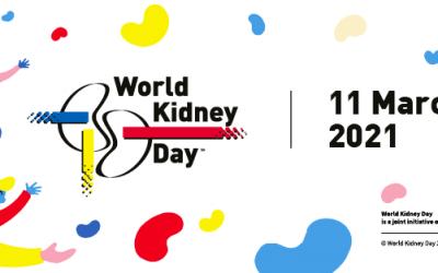 Παγκόσμια Ημέρα Νεφρού και o αντίκτυπος του COVID-19 σε ασθενείς και φροντιστές