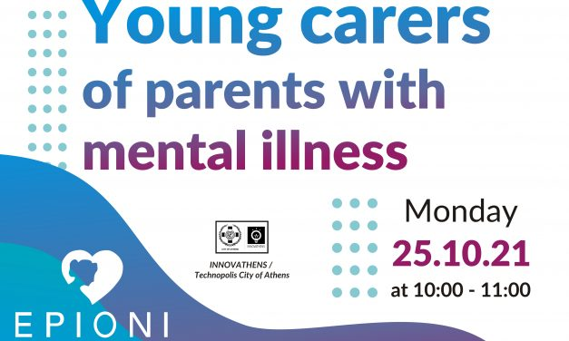 Webinar about young carers of parents with mental illness